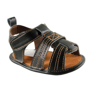 Boy's-Casual-Sandal-black