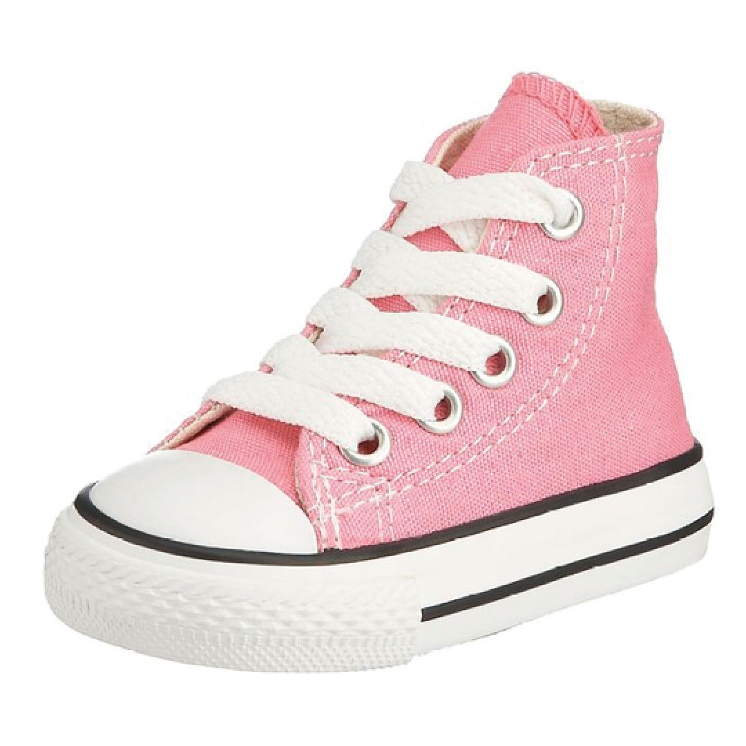 Converse Kids Chuck Taylor All Star Core HiKids World Shoes