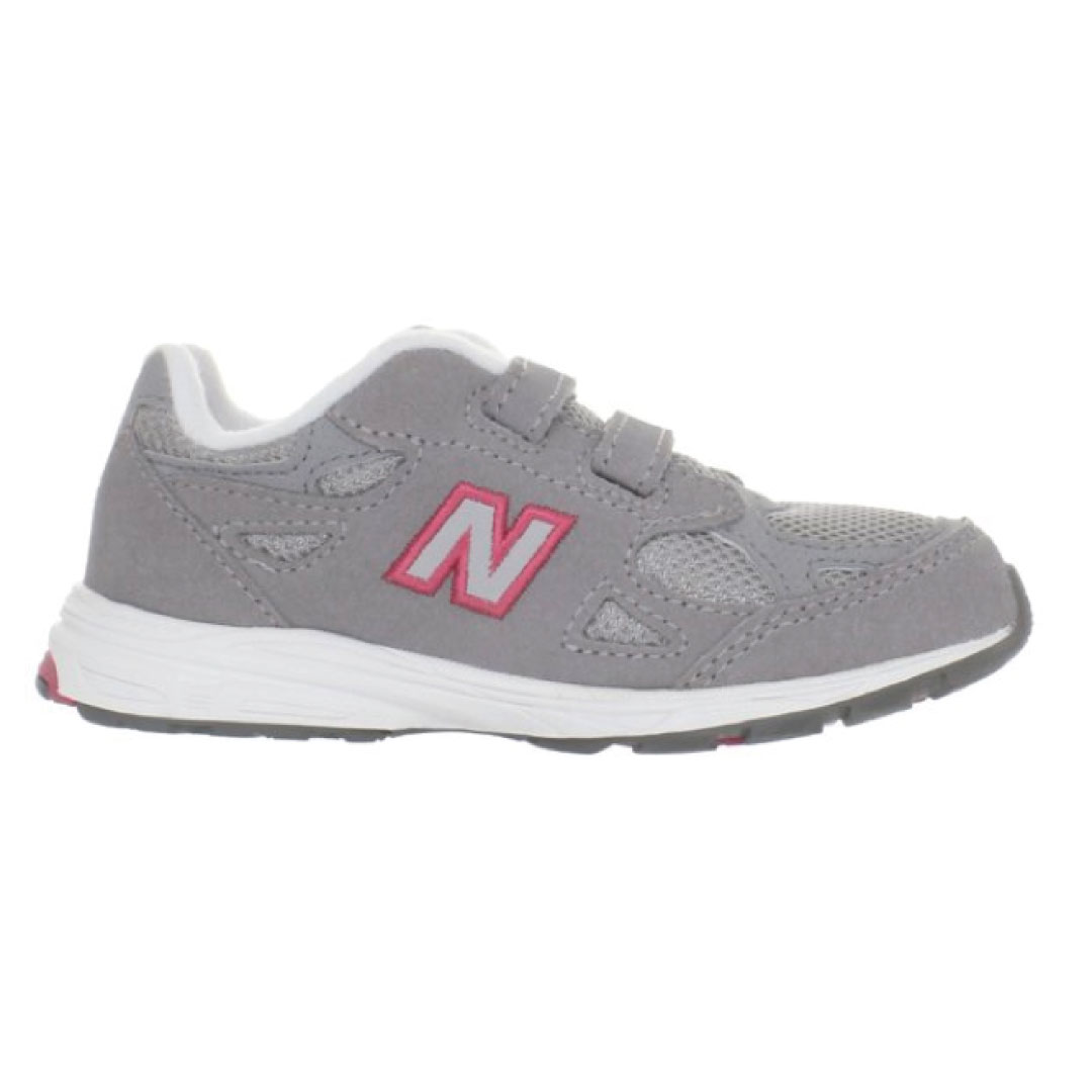 New Balance Barna Joggesko Borrelås LE2AiM2KB