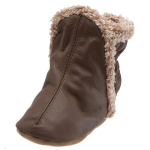 Robeez-Classic-Bootie-(Infant-Toddler-Little-Kid)-brown