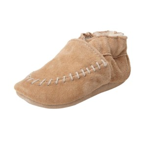 Robeez-Cozy-Crib-Shoe-(Infant-Toddler)-taupe