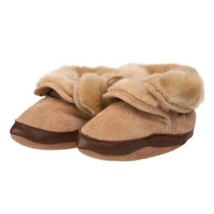 Robeez-Soft-Soles-Cozy-Boot-(Infant-Toddler)-tan-profile