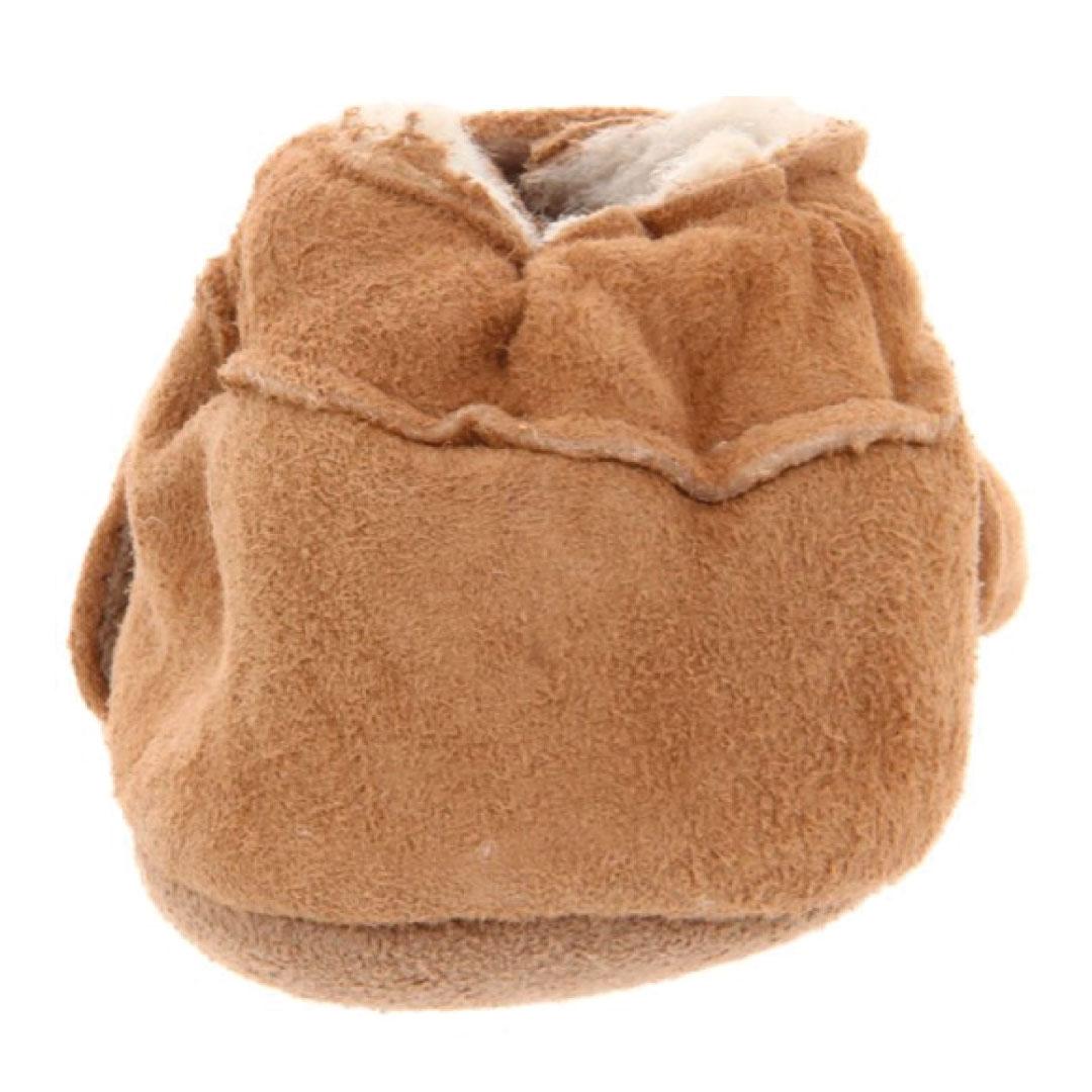 Robeez Soft Soles Cozy Moccasin Crib Shoe Infant Toddler
