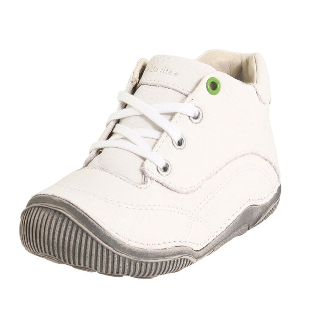 Oxford White Shoes For Toddler
