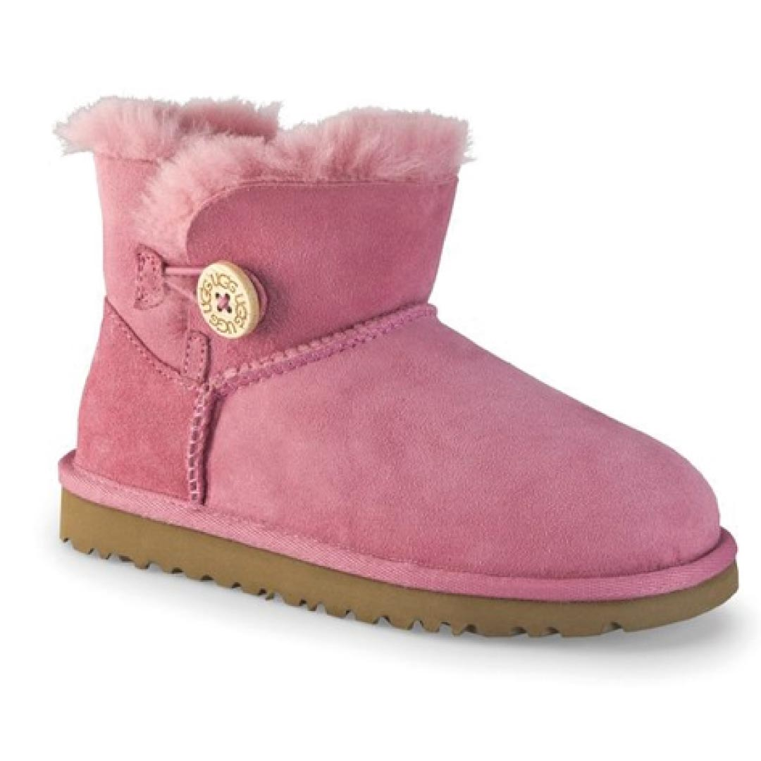 how to clean pink ugg boots