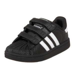adidas-Originals-Superstar-2-Comfort-Sneaker-(Infant-Toddler)-black