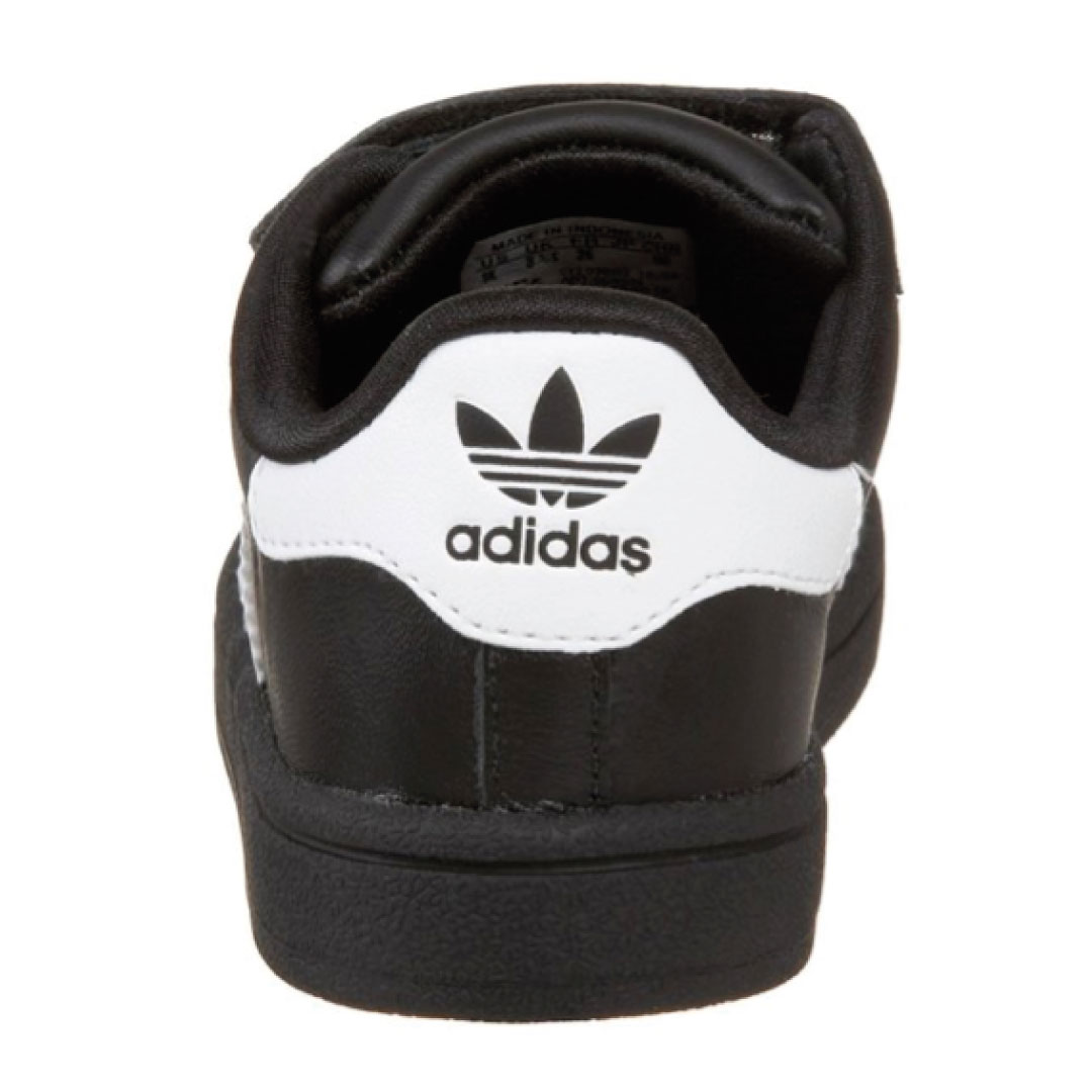 back of adidas shoes