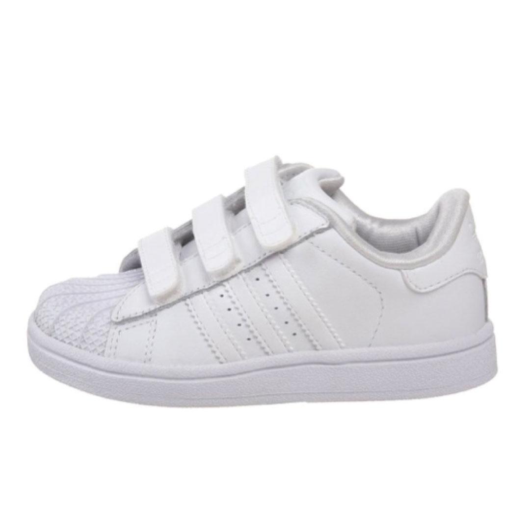 Adidas Superstar Scarpe Da Tennis In Bianco E Nero Presepe 4fcVbk