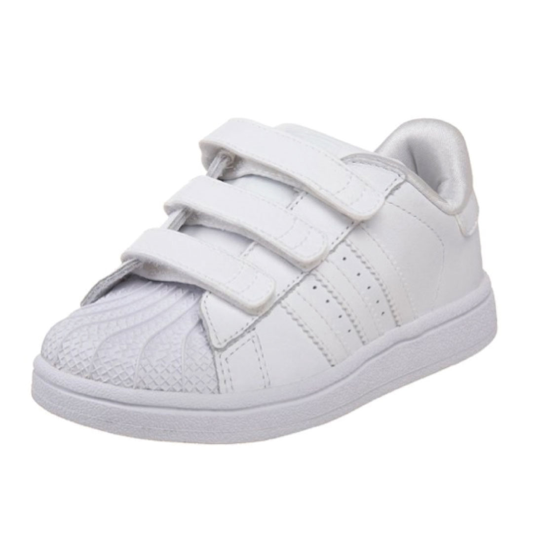 adidas originals superstar 2 comfort sneaker infant. Black Bedroom Furniture Sets. Home Design Ideas