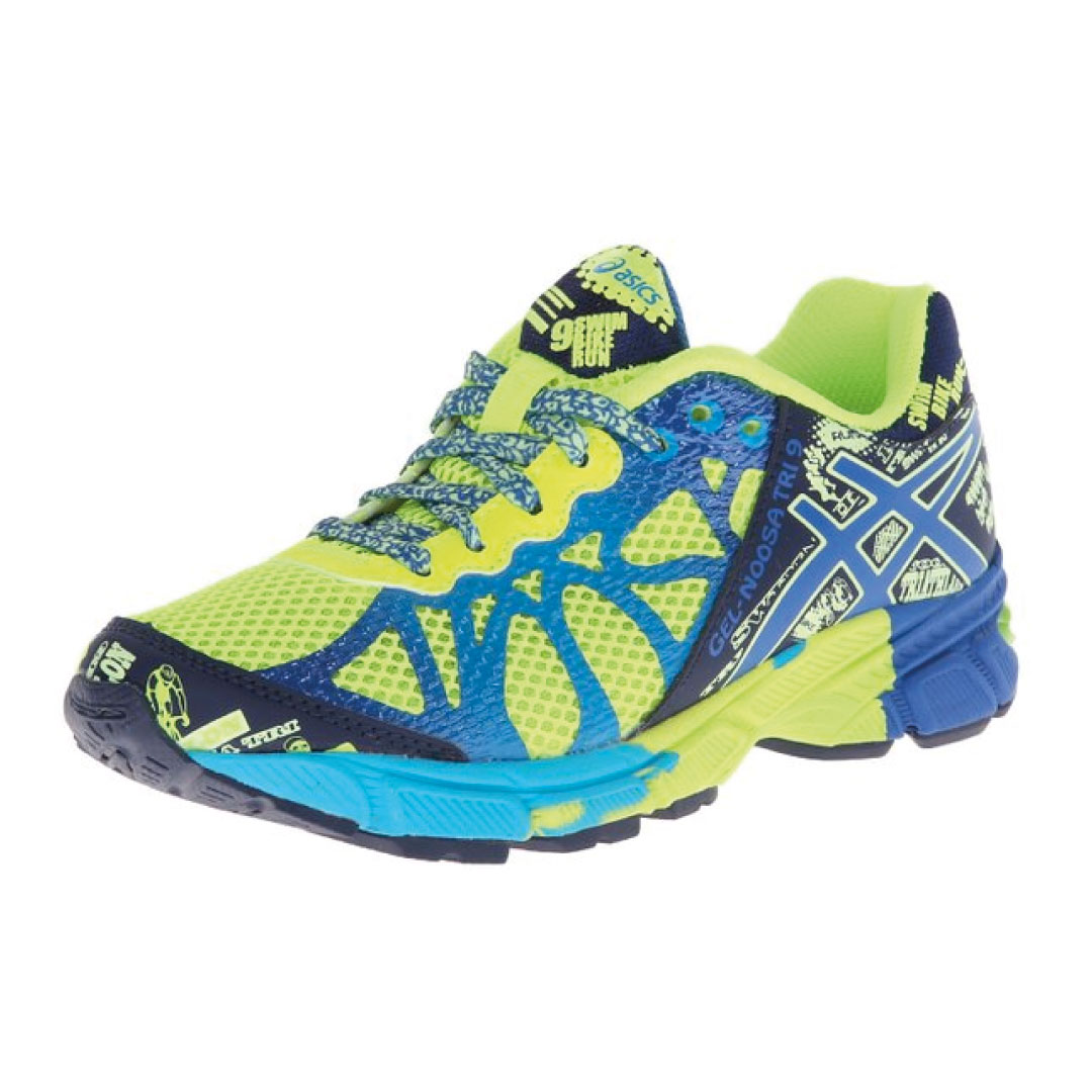 asics kids gel-noosa tri? 9 gs little kid/big kid