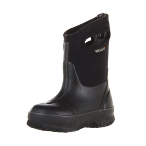 Bogs-Classic-High-Handles-Rain-Boot-(Toddler-Little-Kid-Big-Kid)-black