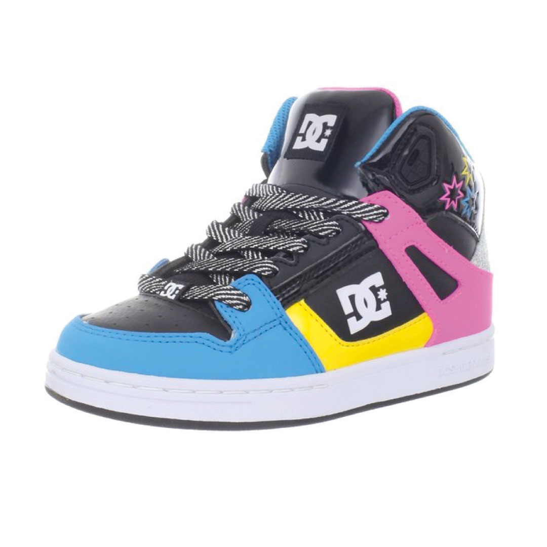 DC Rebound Skate Shoe (Little Kid/Big Kid) - Kids World ShoesKids ...