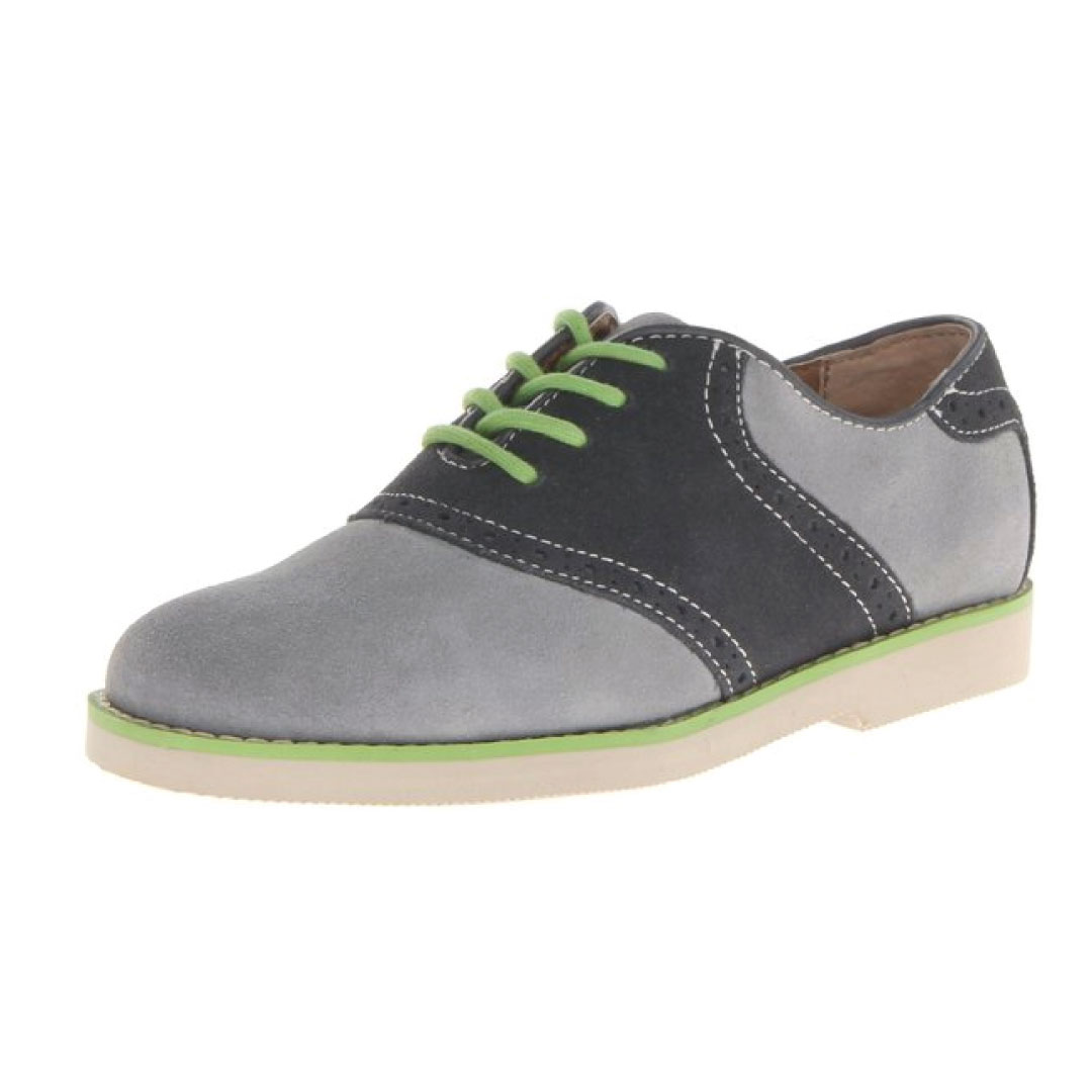 Florsheim Kids Kennett JR Saddle Shoe Toddler Little Kid
