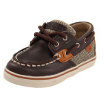 Sperry-Top-Sider-Bluefish-Boat-Shoe-(Infant)-chocolate