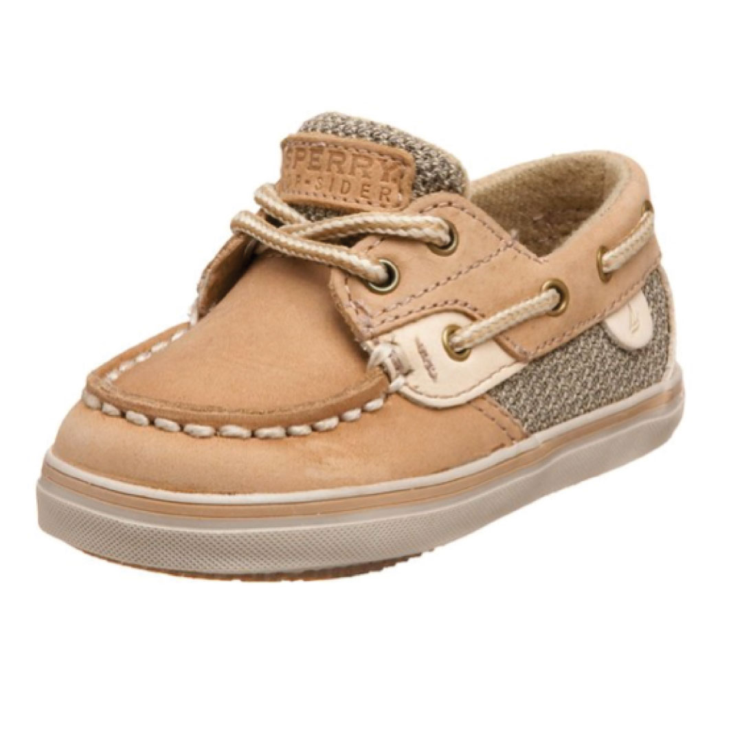 Baby Boat Shoes. Whether you're on the lookout for the perfect baby shower gift idea or are shopping for the newest member of your own crew, nothing makes a statement like these adorable baby boat shoes by Sperry.