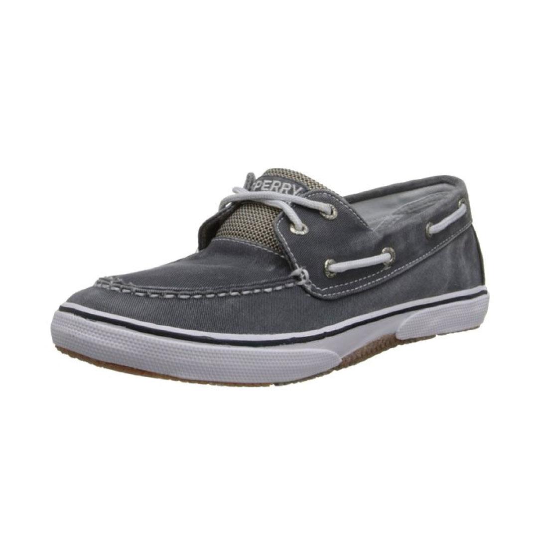 sperry top sider halyard boat shoe kid big kid