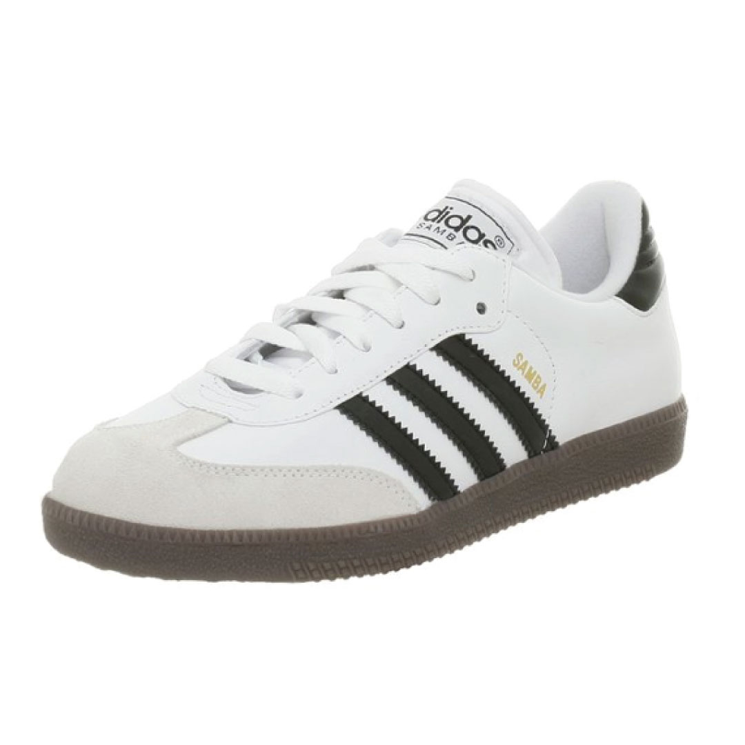 adidas Samba Classic Leather Soccer Shoe (Toddler Little Kid Big Kid ... 59c503adf