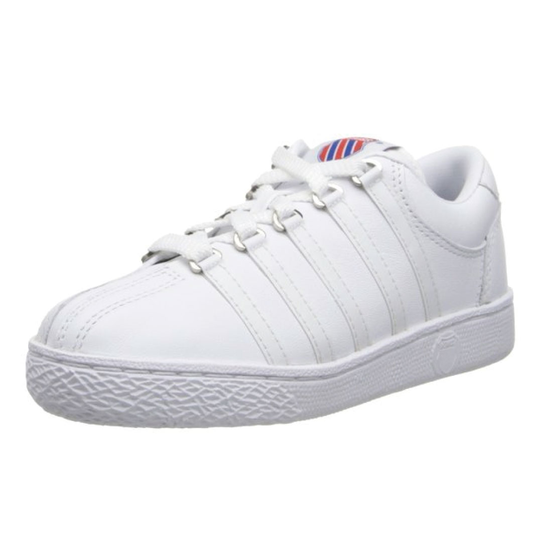 k swiss 201 classic tennis shoe infant toddler