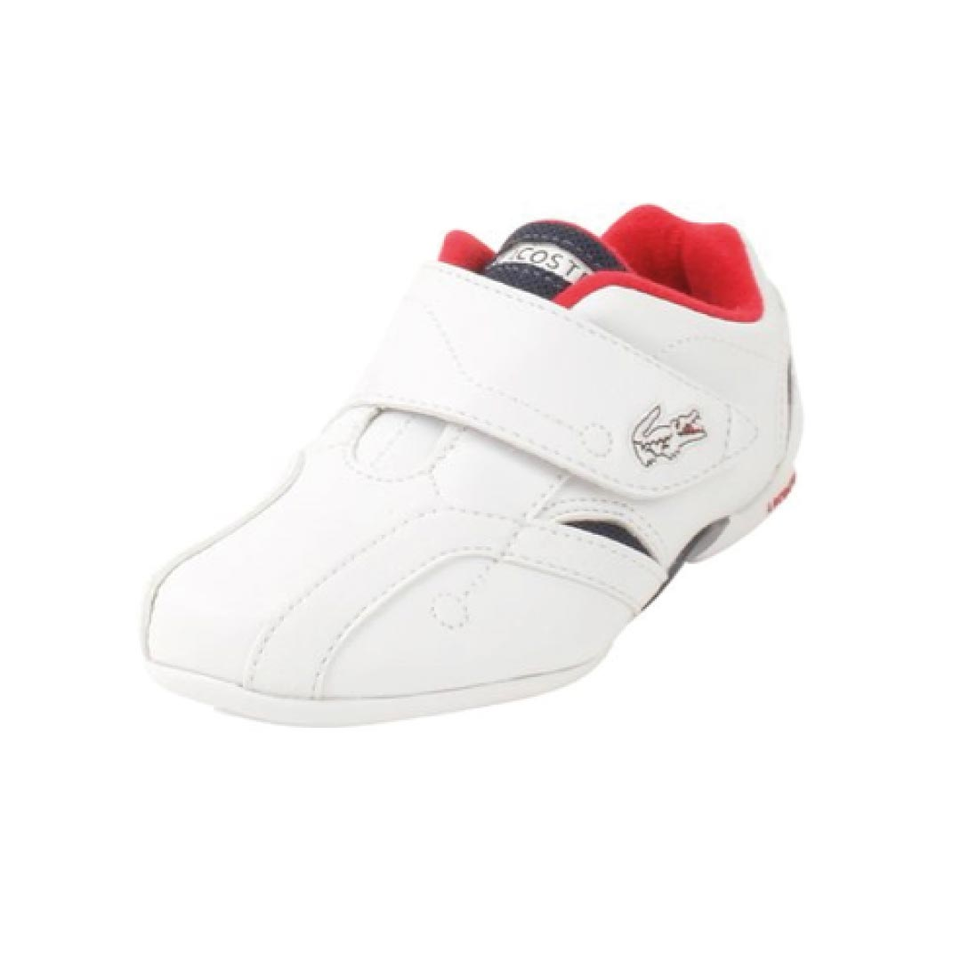 Lacoste Youth Protect Cor in White - Kids World ShoesKids ...