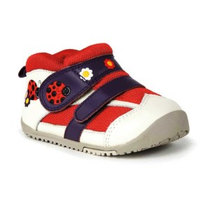Momo-Baby-First-Walker-Toddler-Ladybug-&-Daisy-Leather-Sneaker-Shoes