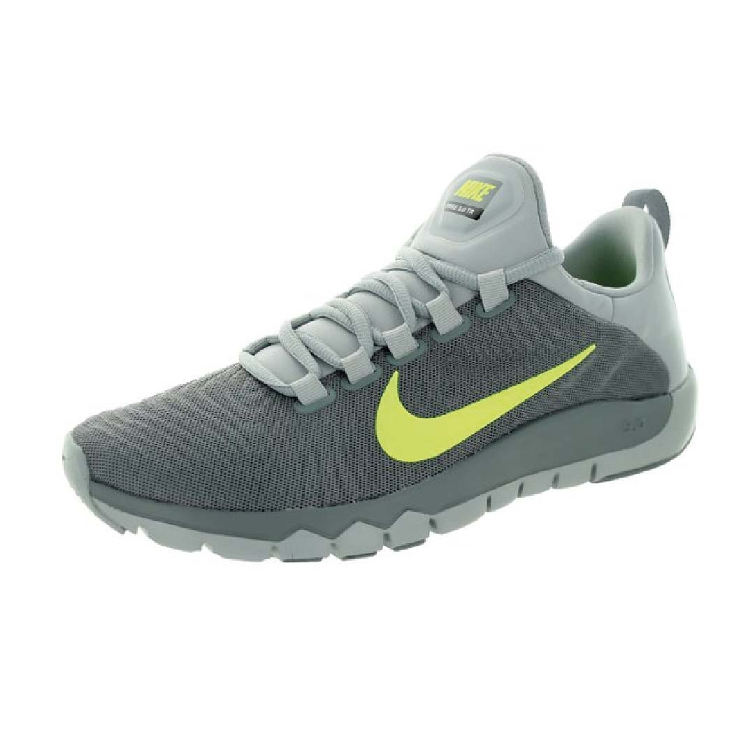 Nike Free Trainer   V Grey Running Shoes