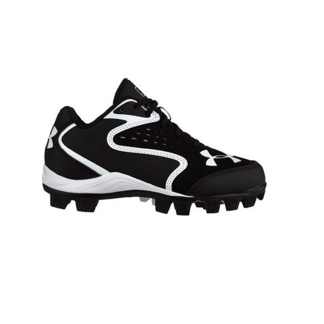 e2d5f441b Under Armour Kids  UA Clean Up Low RM Baseball CleatsKids World Shoes
