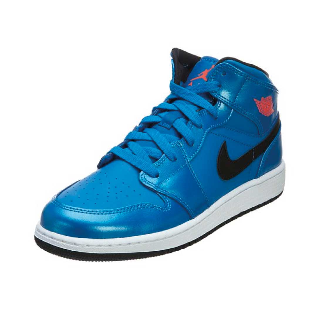 air 1 mid gs big basketball shoeskids world