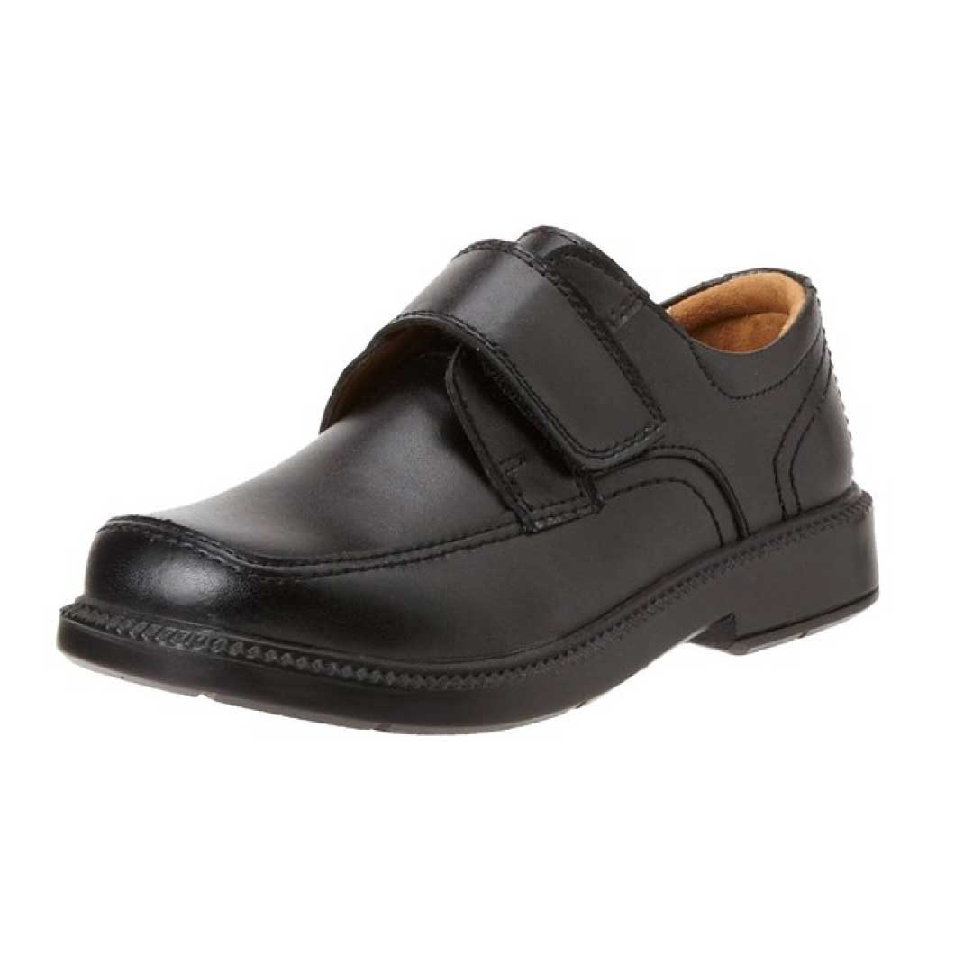 Baby Boy Brown Oxford Shoes