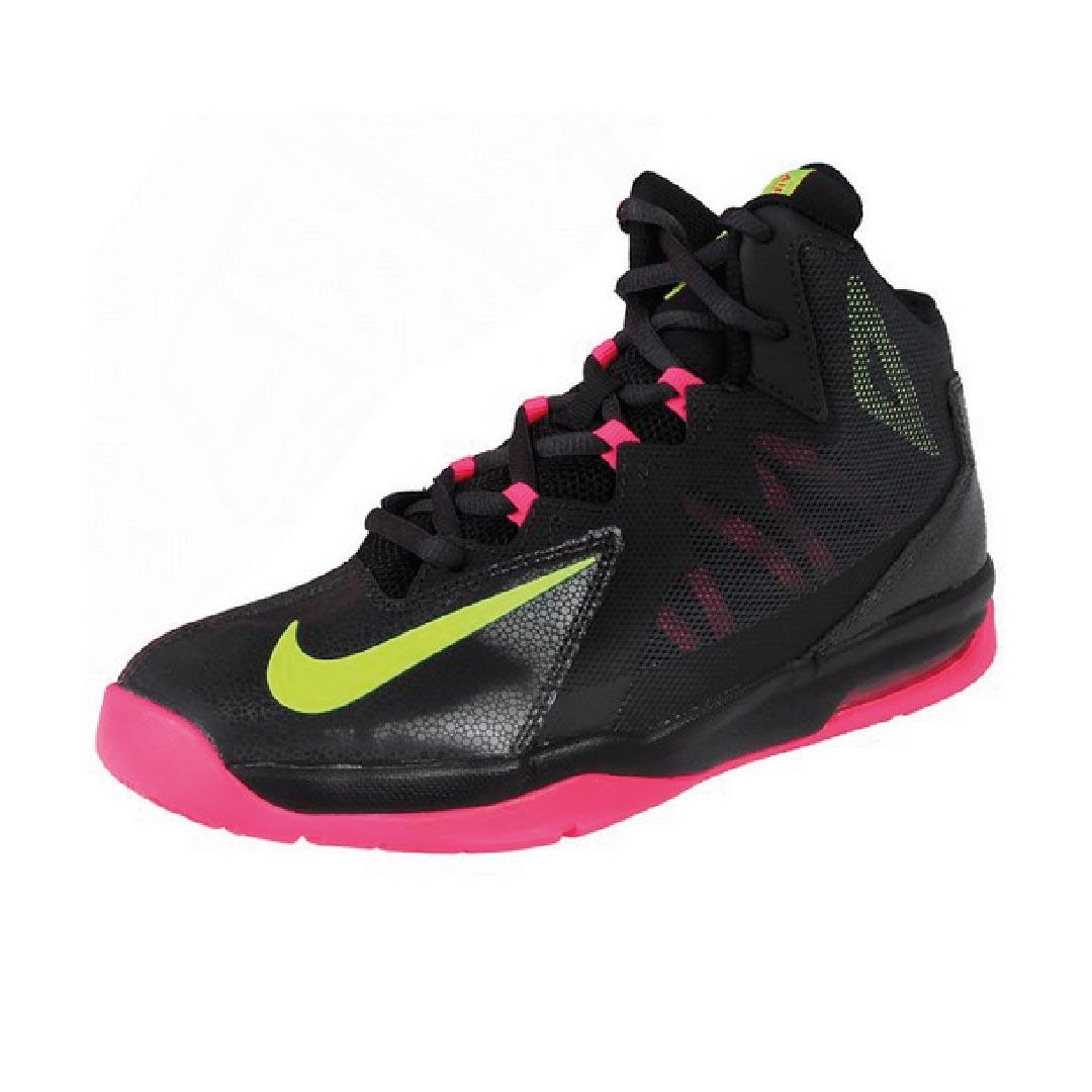 Nike Boy's Air Max Stutter Step 2 Basketball ShoesKids ...