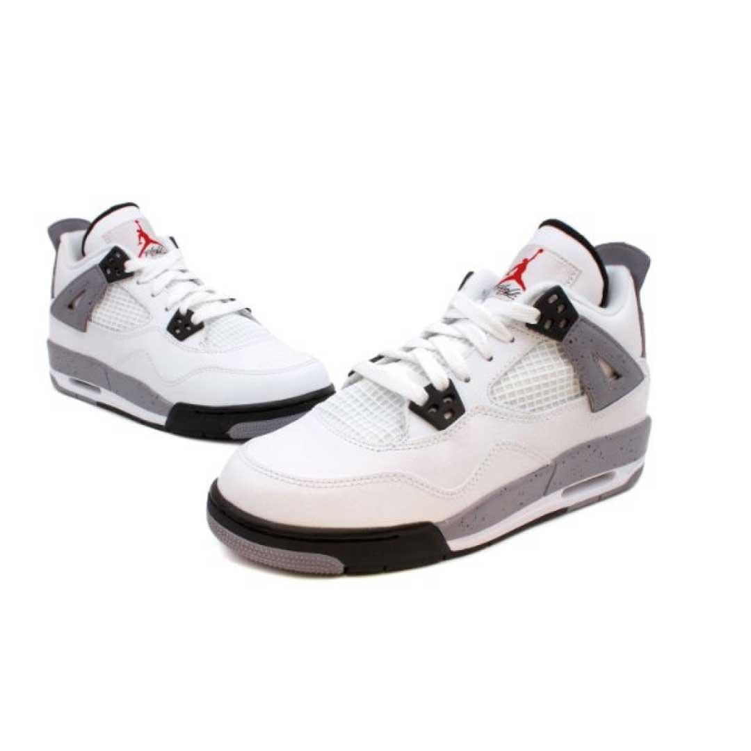 online retailer 3a7e7 63a22 Nike Jordan Kids Air Jordan 4 Retro Bg Basketball Shoe
