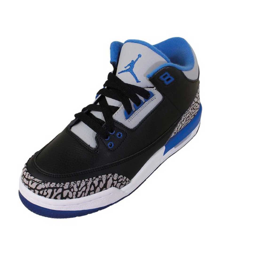 Nike Mens Air Jordan Retro 3 Og Basketball Shoeskids World