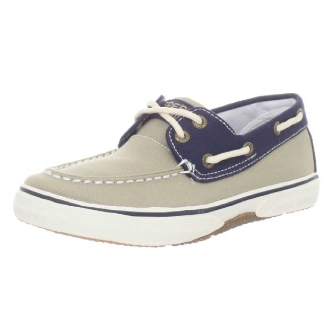 Sperry Halyard Kids Boat Shoes