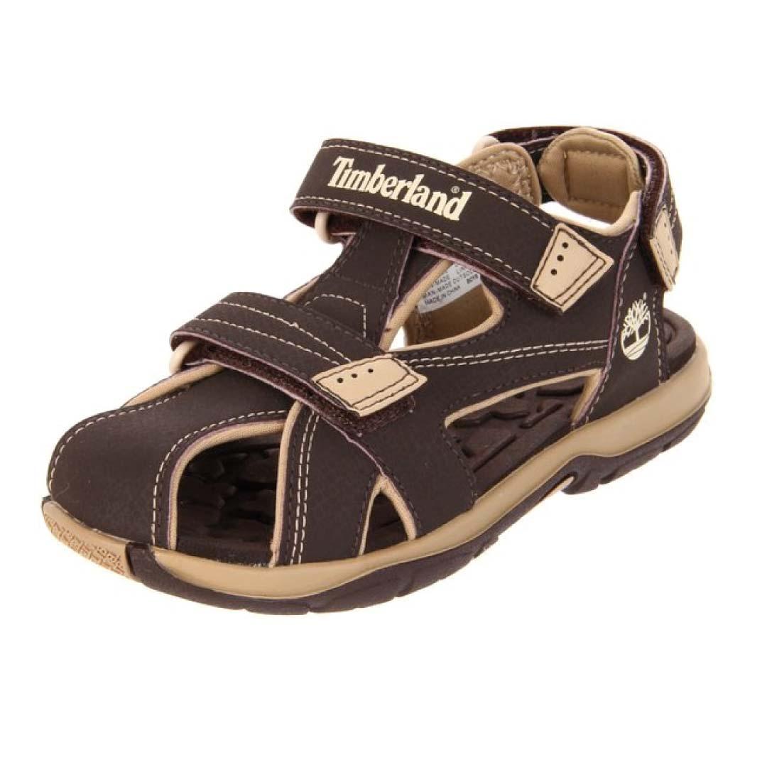 timberland adventure seeker slide t dress sandal toddler/little kid