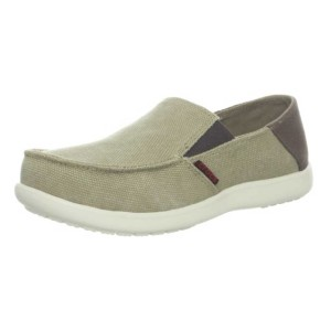 crocs-Boys-Santa-Cruz-Canvas-Loafer-GS-khaki-espresso