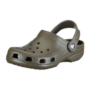 crocs-Kids-Classic-Clog-chocolate