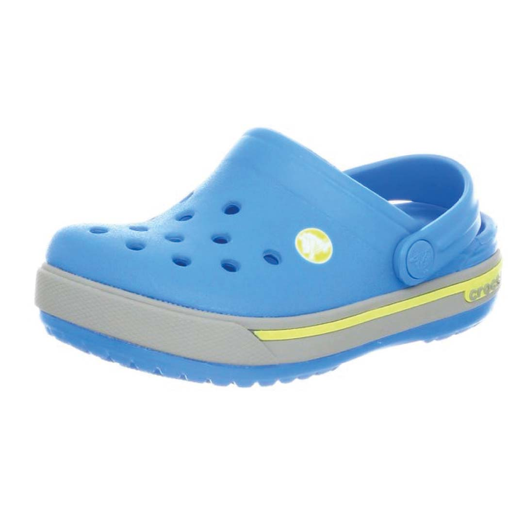 Kids' Crocs. Showing 48 of 85 results that match your query. Search Product Result. Product - Crocs Kids Classic Clog White Flat Shoe - 9M. Reduced Price. Product Image. Price Product - Crocs Kids Crocband Ii Sandal Paradise Pink / Carnation Ankle-High - 11M. Product Image. Price $