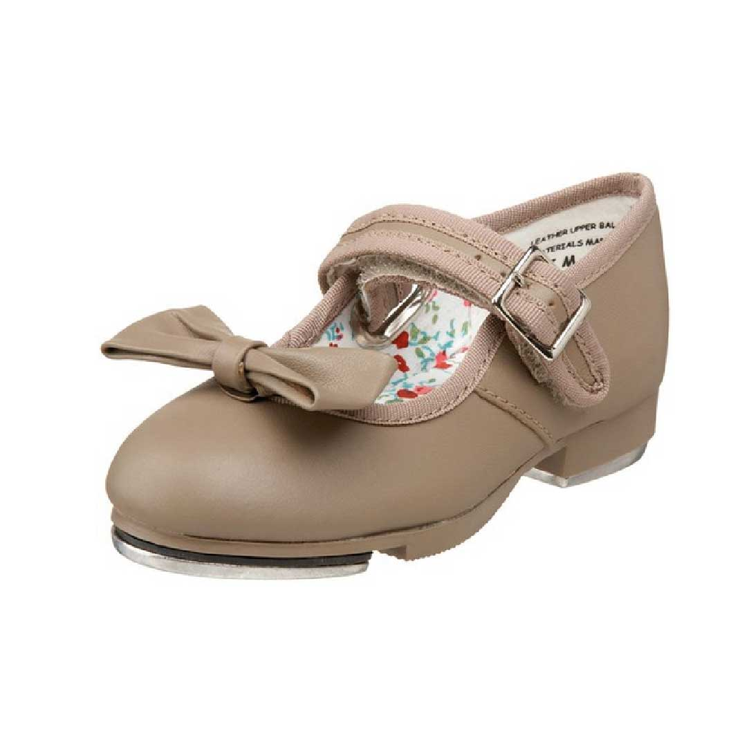 Capezio Little Kid/Big Kid 3800 Mary Jane Tap ShoeKids ...
