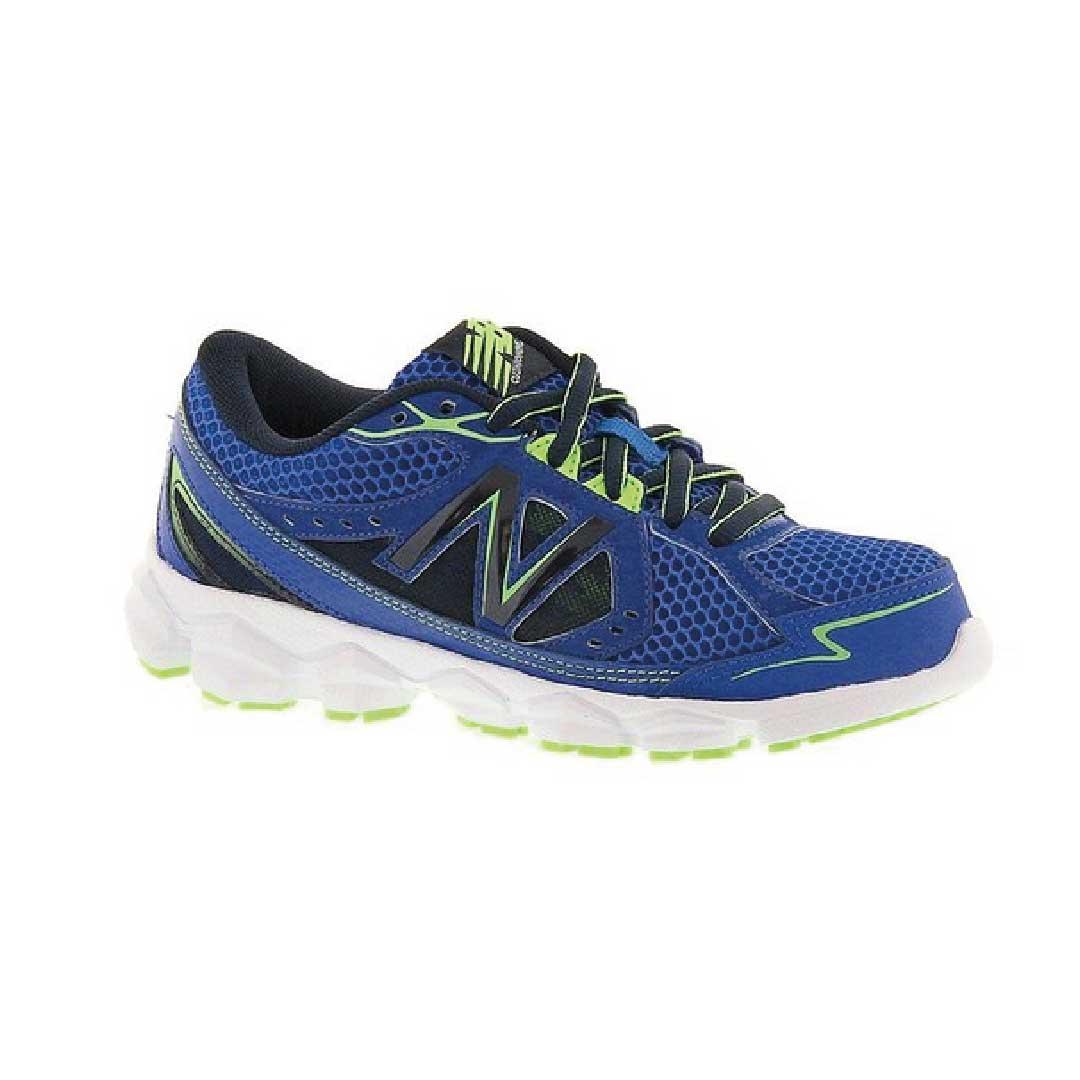 New Balance KJ750 Youth Lace-Up Running Shoe (Little Kid