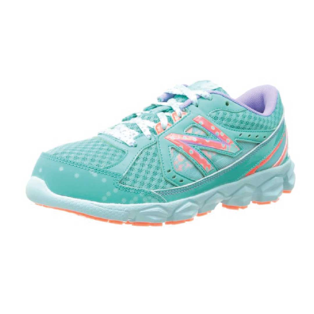 New Balance KJ750 Youth Lace-Up Running Shoe ...