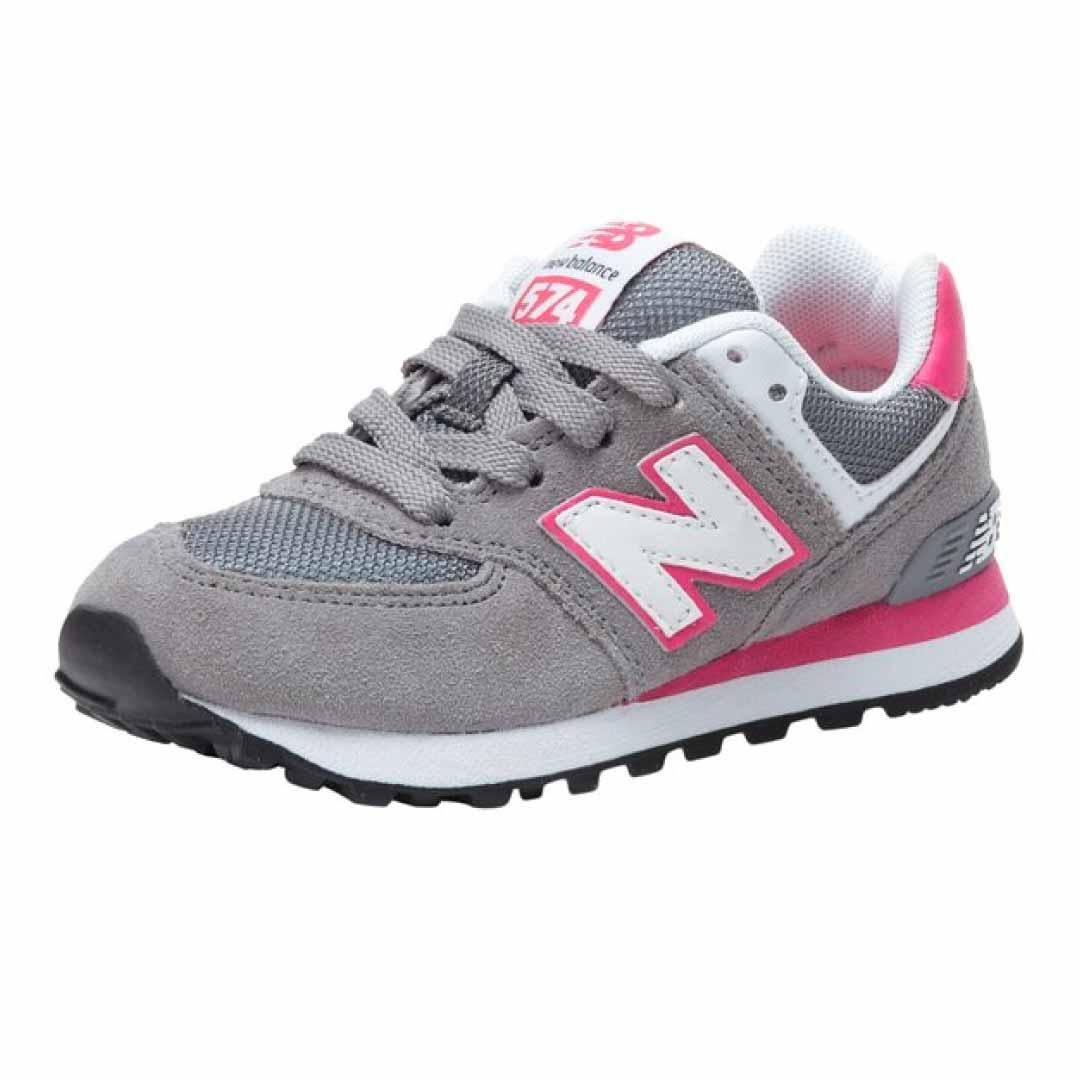 new balance kl574 pre running running shoe kid