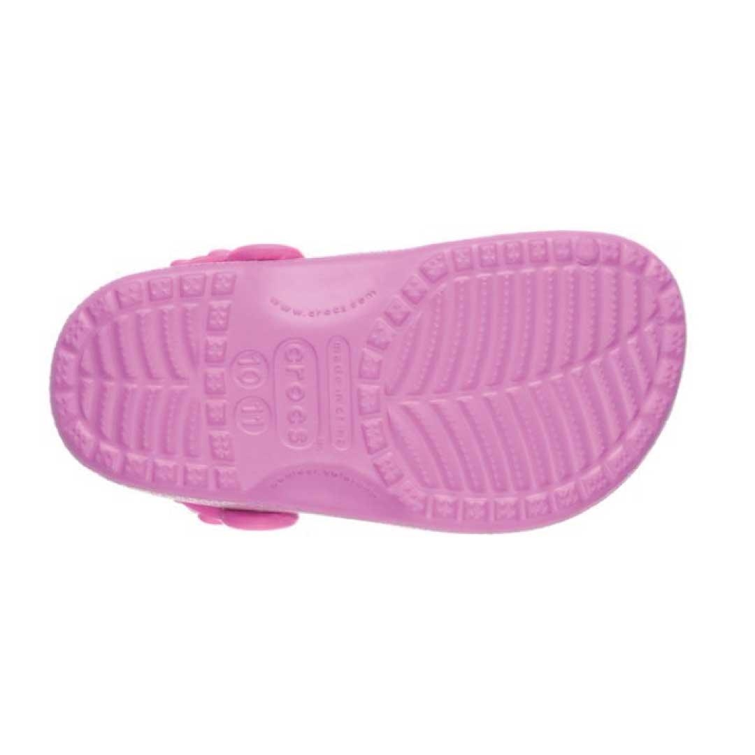 Crocs Girls Hello Kitty Glitter Clogkids World Shoes