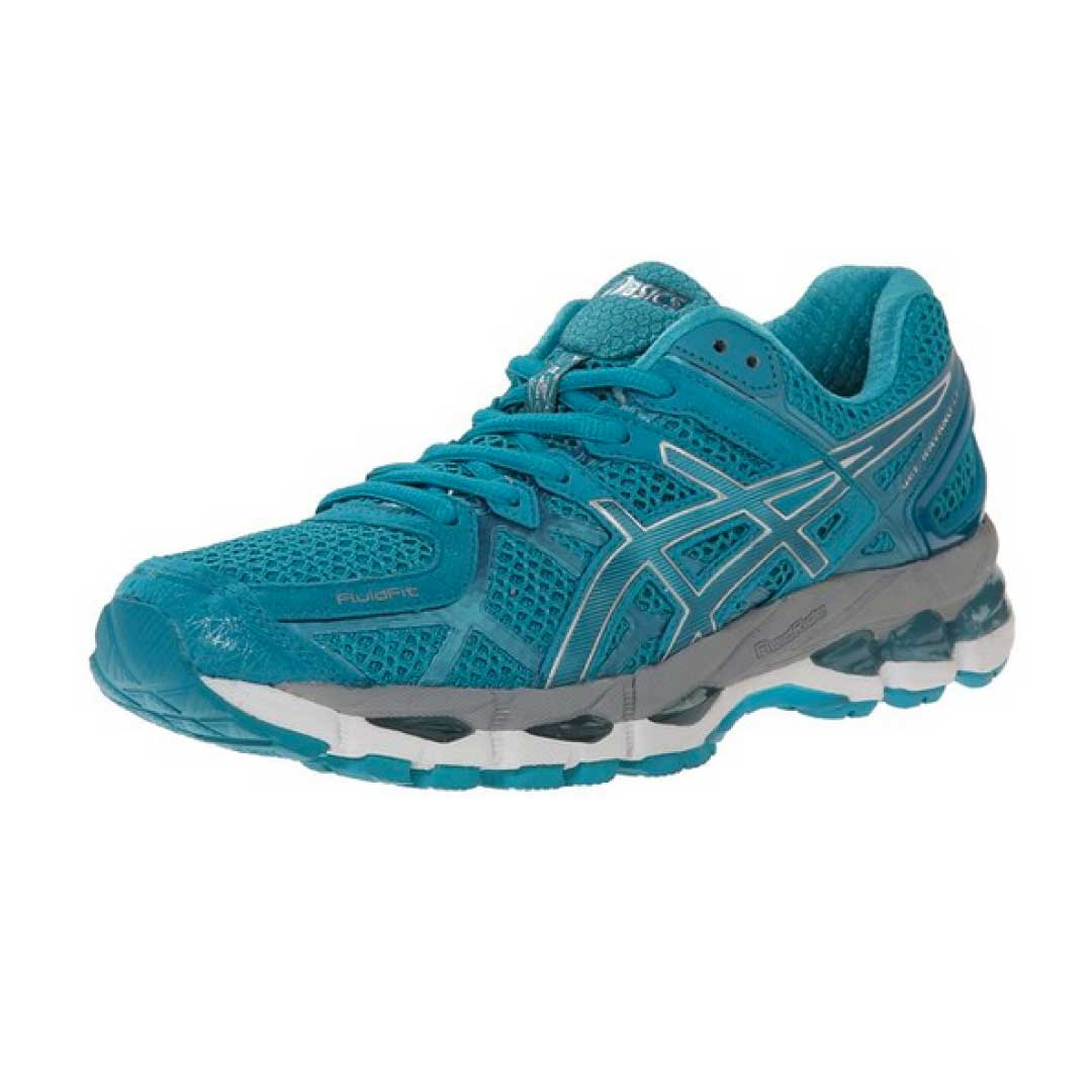 Asics Gel Kayano  Womens Running Shoes Purple