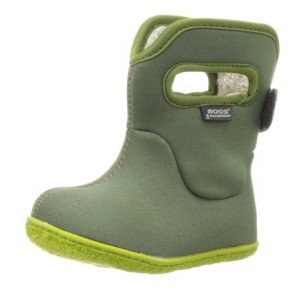 Bogs-Baby-Classic-Solid-Waterproof-Boot-(Toddler)-green