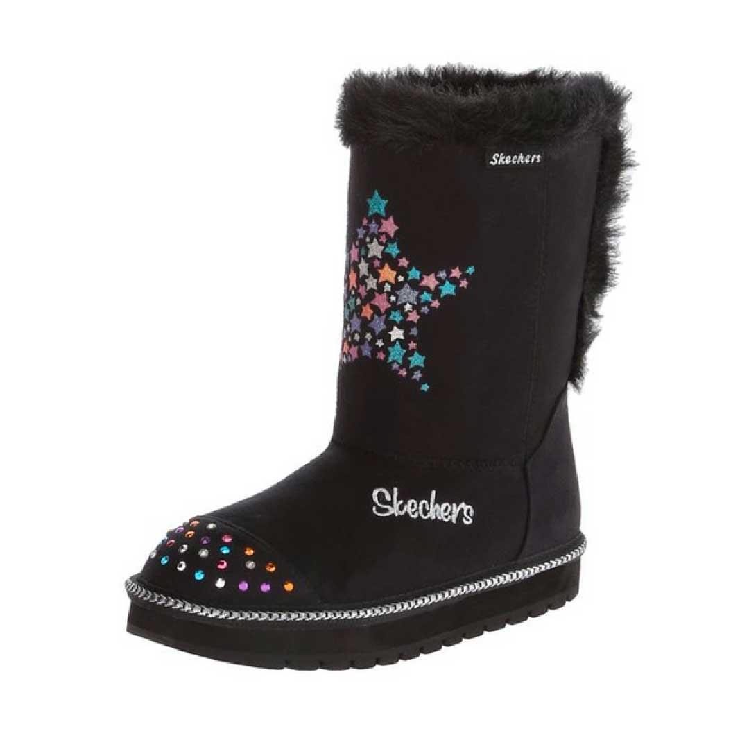 skechers kids light up boots