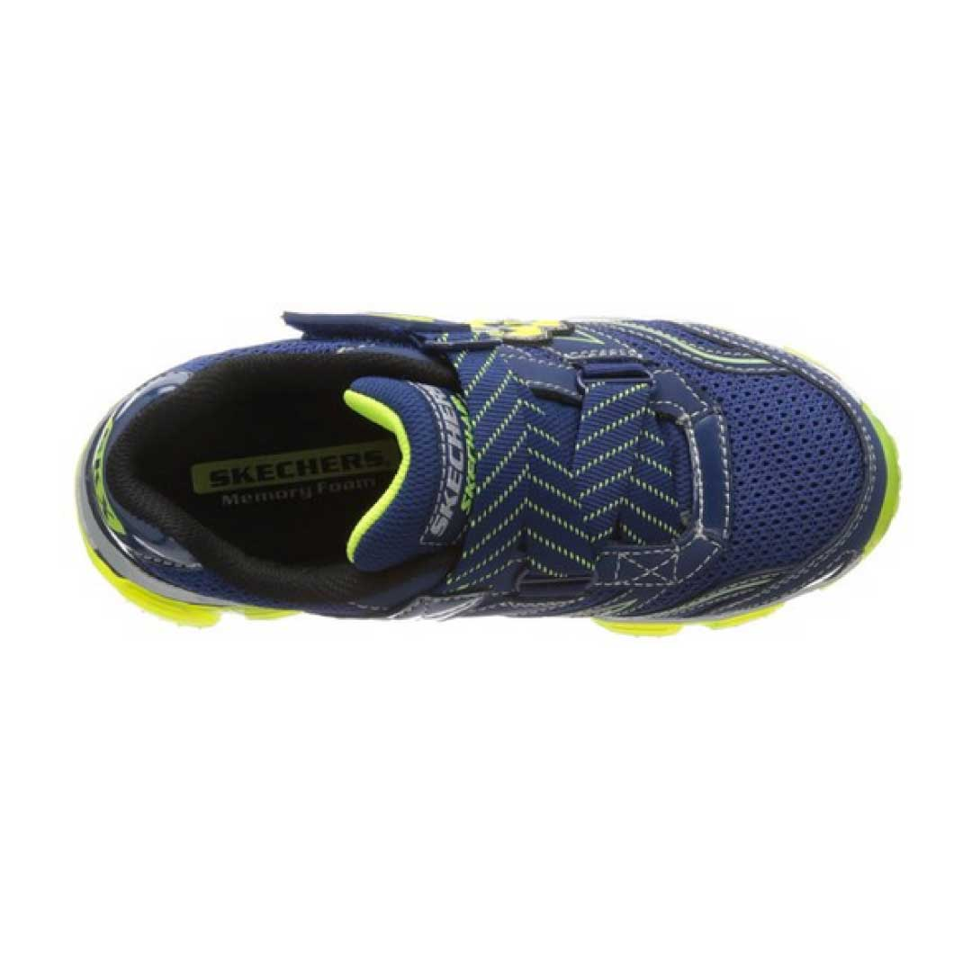 ea5a269b625c Skechers Kids 95104L Boys Air Sneaker - Kids World ShoesKids World Shoes