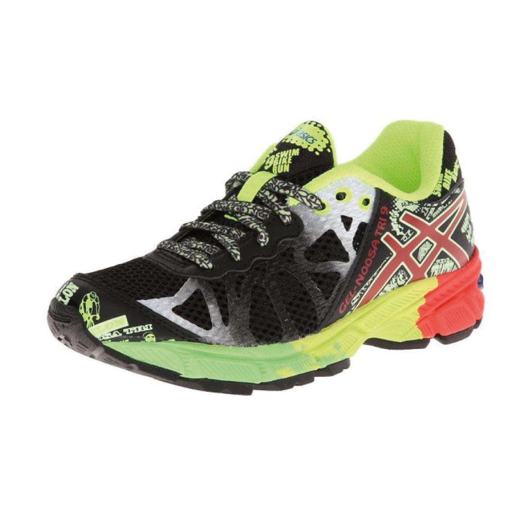 sports shoes 7e5c3 07563 Asics Gel-Noosa Tri 9 GS Running Shoe (Infant/Toddler/Little Kid/Big Kid) -  Kids World Shoes