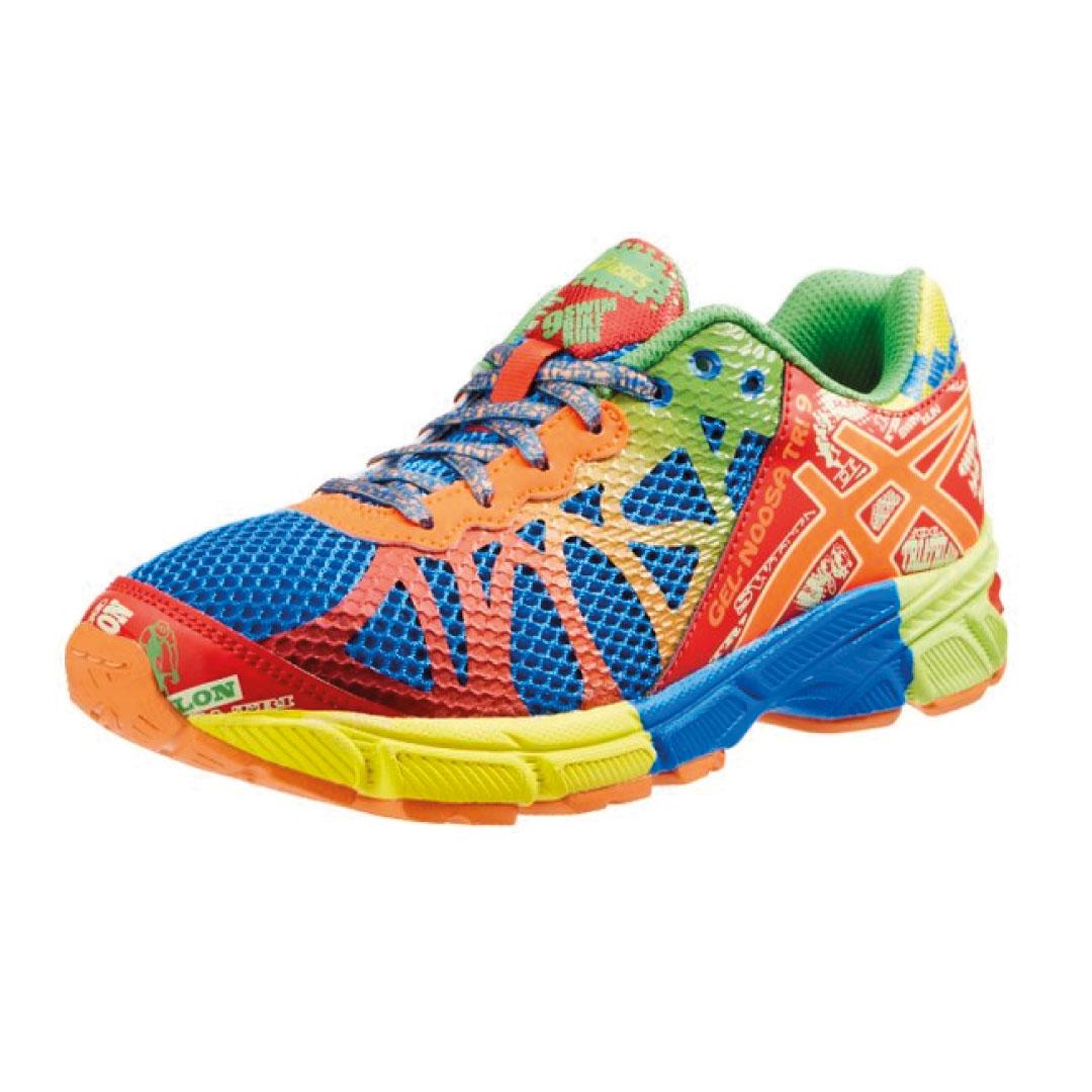sports shoes c2ab2 87c26 Asics Gel-Noosa Tri 9 GS Running Shoe (Infant/Toddler/Little Kid/Big Kid) -  Kids World Shoes