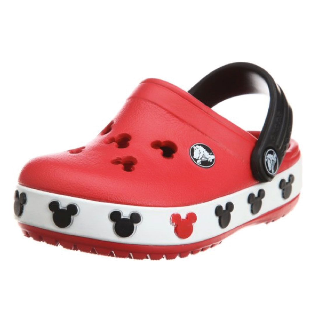 cbc262b0223b6 Crocs Crocband Mickey II Clog (Toddler/Little Kid) - Kids World ...