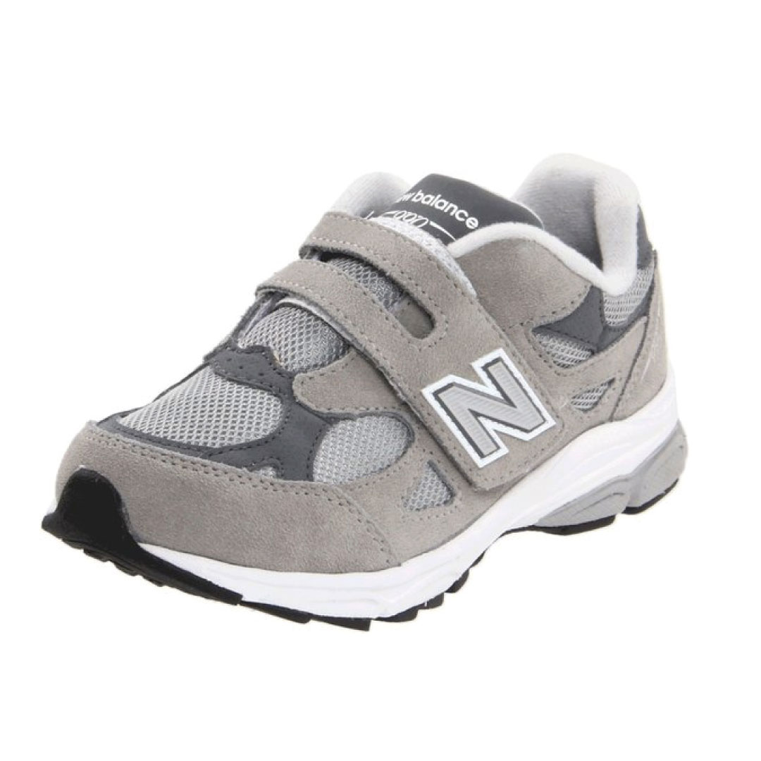 premium selection 736b7 51bbd New Balance KV990 Hook and Loop Running Shoe (Little Kid) - Kids World Shoes