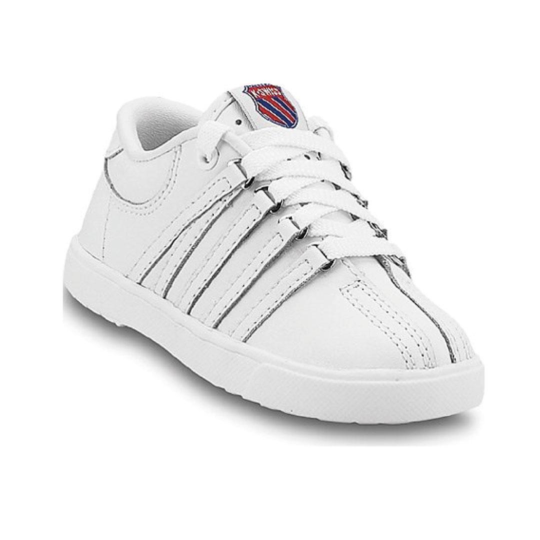 K-Swiss 201 Classic Tennis Shoe (Infant